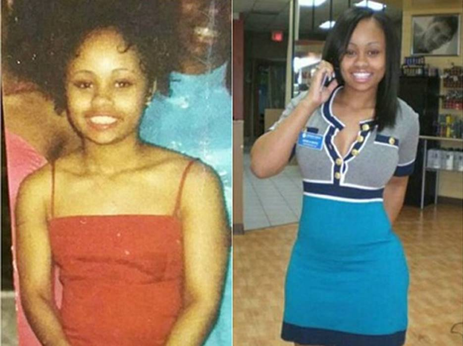Blac Chyna Before and After