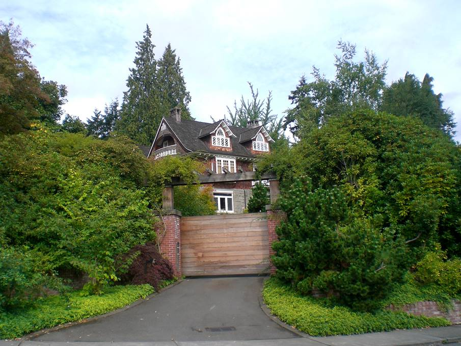 Kurt Cobain's House